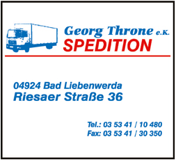Georg_Throne_Spedition